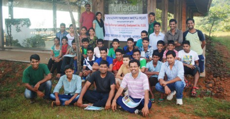 Mhadei Research center hosts training workshops