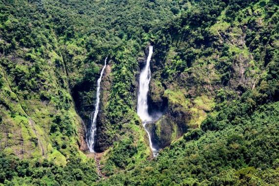 Vazra Sakla Falls - A symbol of Field Conservation